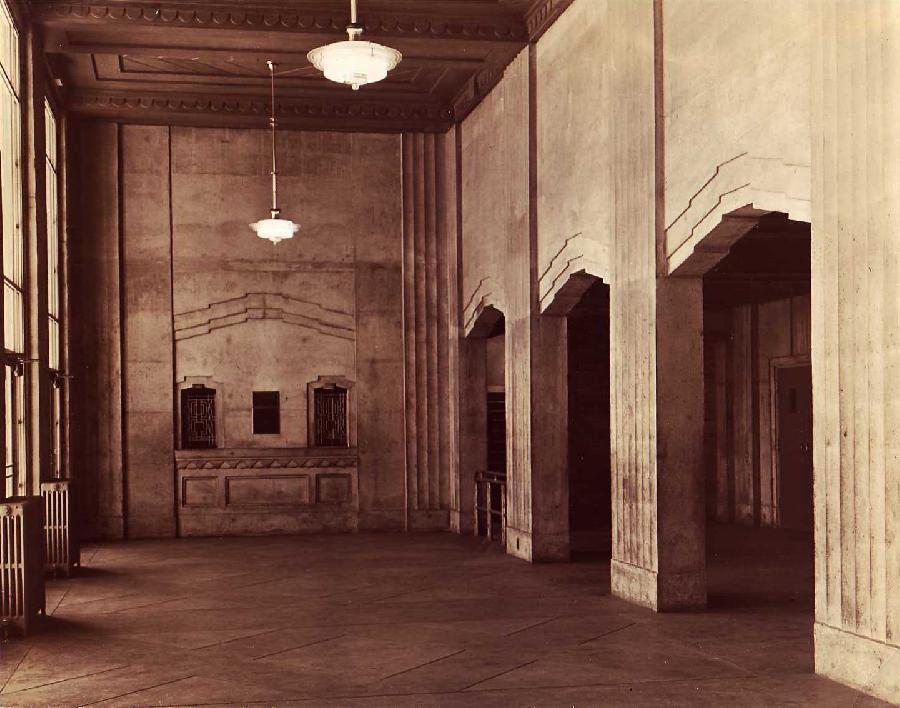 Eureka Municipal Auditorium Interior