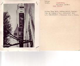 Colton Fire Station and Archive Description