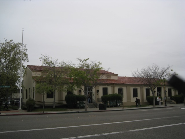 Livermore Post Office