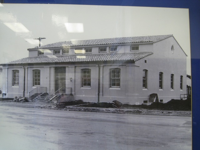 Livermore Post Office Old Photo