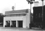 Redding Fire Station Archive Photo