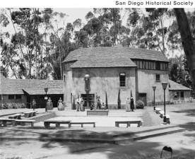 Old Globe Theater, Balboa Park