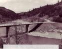 Bridge on Highway 162 near Longvale CA