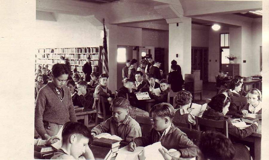 George Washington Middle School Students
