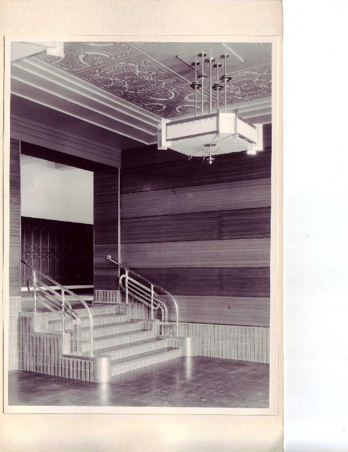 George Washington Middle School Lobby
