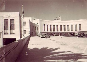 Golden Gate International Exposition, Treasure Island, Administration and Terminal Building