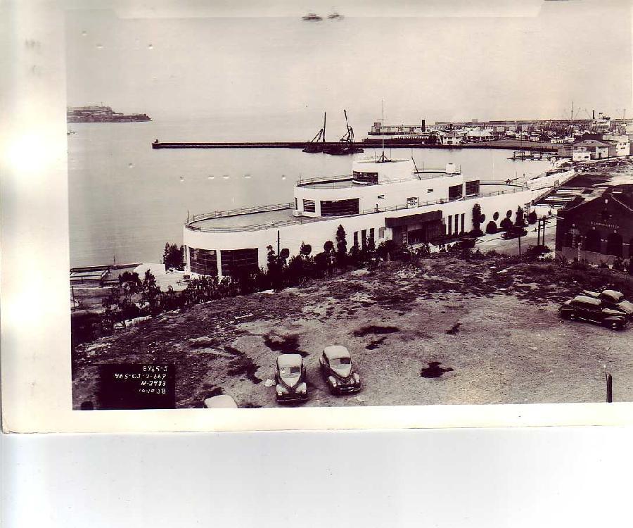 Front View of Aquatic Park