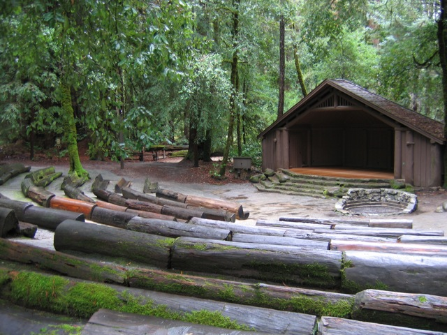 Big Basin Redwoods State Park Facilities Boulder Creek