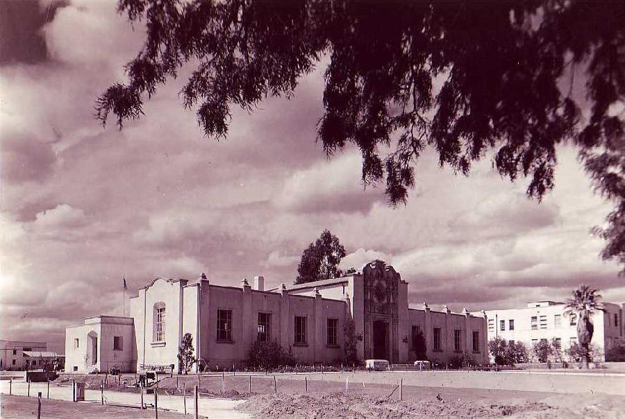 Chaffey Memorial Library