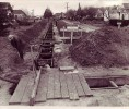 Hagginwood Sewer Construction