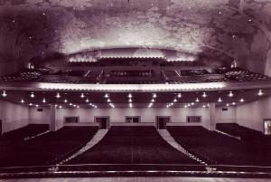 Chaffey Auditorium Interior