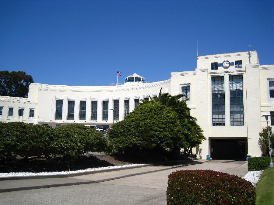 Treasure Island building