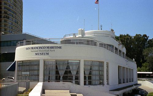 San Francisco Maritime Museum - 3