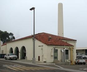 Physical Plant Boiler Shop