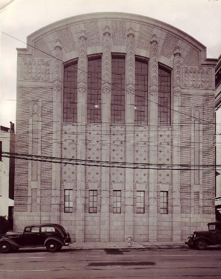 Polytechnic High School Auditorium