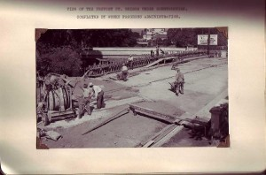 Prevost Street Bridge Under Construction