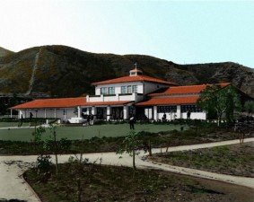 Griffith Park Clubhouse