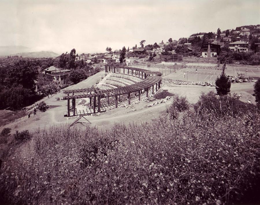 Berkeley Rose Garden Archive Photo