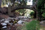 Alum Rock Park Bridge