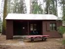 Quaking Aspen Guard Station Cabin