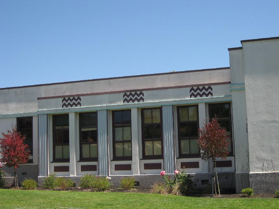 Piedmont Avenue School