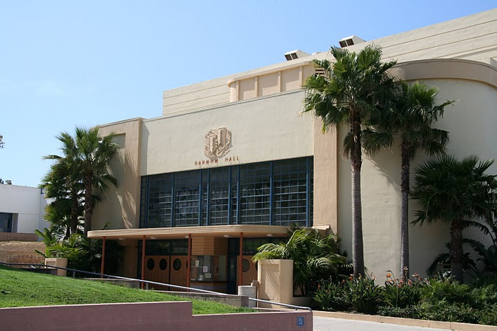 Barnum Hall Theater - 2