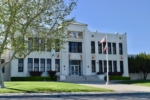 Main building, Taft Union HS - Taft CA