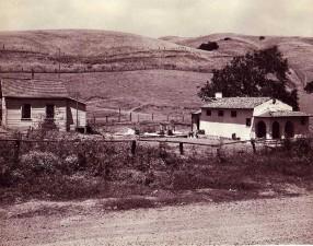 Stonybrook School (original on left, new one on right) - Castro Valley CA