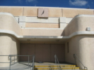Old WPA Gym at Grossmont High School