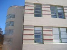Eureka High School Industrial Arts Building Windows