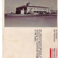 San Francisco Airport Administration Building