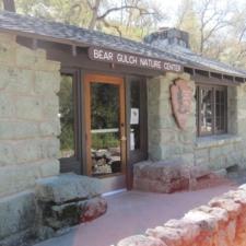 Bear Gulch Nature Center at Pinnacles National Monument
