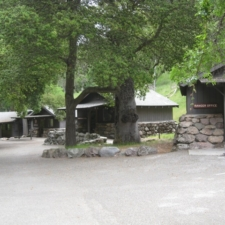 Pinnacles National Monument Nature Center Buildings