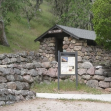 Pinnacles National Monument Nature Center Restroom