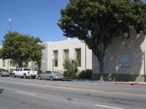Salinas Post Office