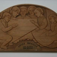 """Louis Braille"""