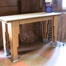 Santa Monica Post Office Deco Table