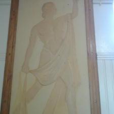 Bas Relief by Maurice Levine