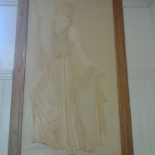 Bas Relief by Conjecta Troncale