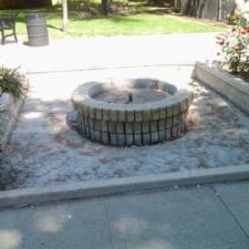 Lincoln High School Fountain