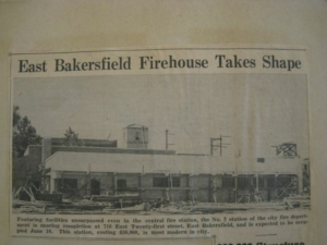 East Bakersfield Firehouse No. 2