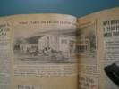 Fresno Bee, 1940 Article on Washington High School Gymnasium