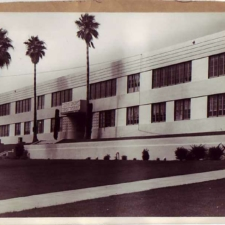 Santa Monica High School Front