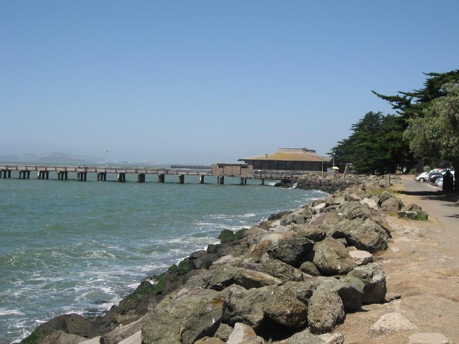 Pier At Berkeley Marina