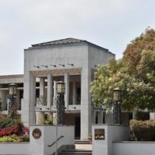 Police station - San Leandro CA
