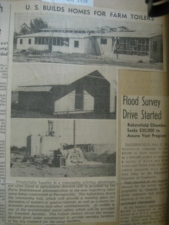 Farmersville Migrant Farm Housing