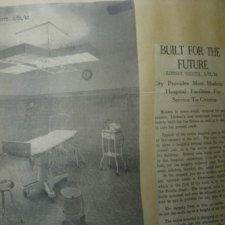 Lindsay Hospital Interior