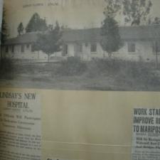 Lindsay Hospital Exterior