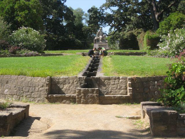 WPA Rock Garden, William Land Park