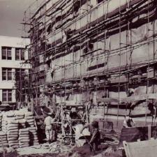 Washington High School Constructing Reinforcements